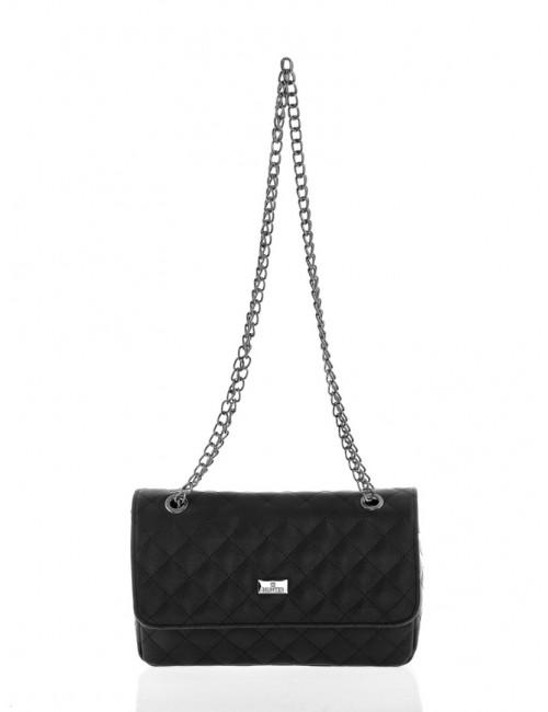Γυναικεία τσάντα flap Ariadne Μαύρο 54002184
